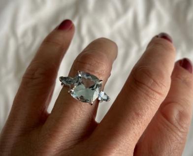 Bling Ring - Edith & Kiveen Bespoke Jewellery