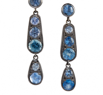 Edith Collection 2016 - Twilight Falls Earrings