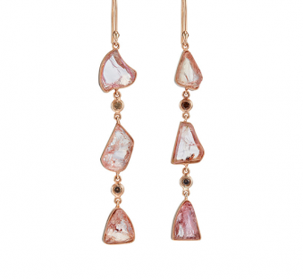 Edith Collection 2016 - Turkish Delight Earrings