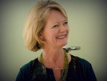 Nicola Rees Mumford at the Despina Launch Party 2015