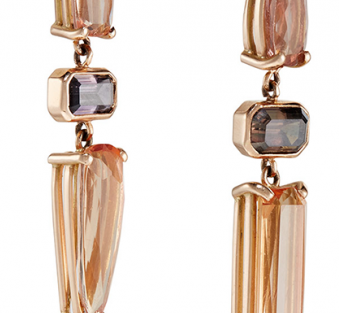 Despina Collection 2015 - Shifting Sands Earrings