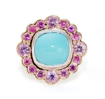 Ciel Collection 2014 - Blue Lagoon Ring