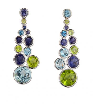 Bubbles Earrings © Edith & Kiveenrrings © Edith & Kiveen