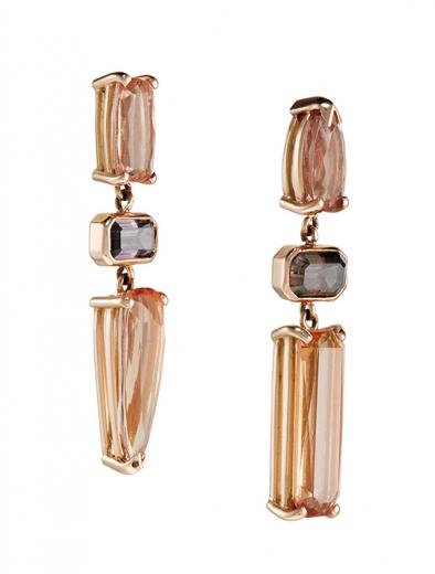 Shifting Sands Earrings © Edith & Kiveen
