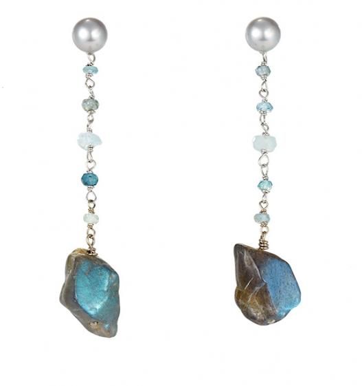 Angels Rock Earrings © Edith & Kiveen
