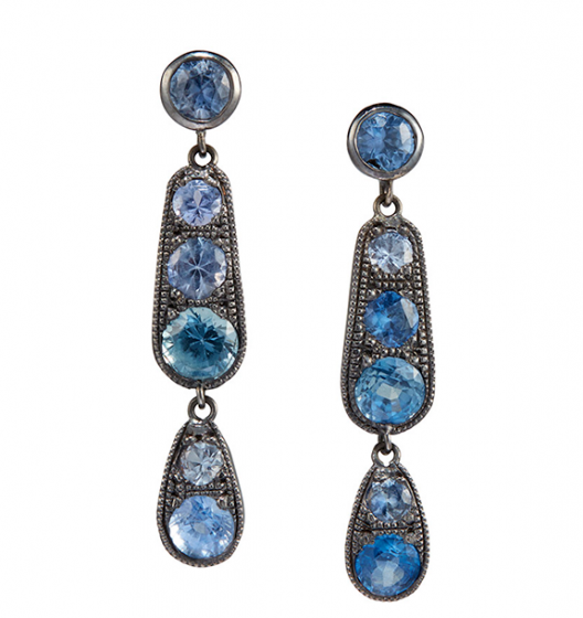 Twilight Falls Earrings © Edith & Kiveen