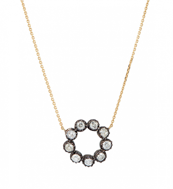 Circle of Stars Necklace © Edith & Kiveen