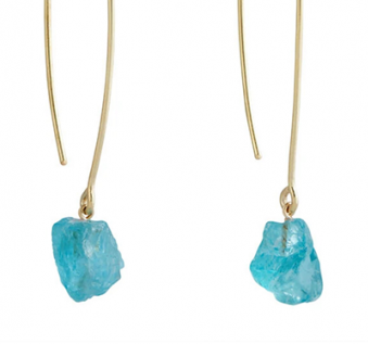 Grace Collection 2018 - Party Rocks The Sea Earrings